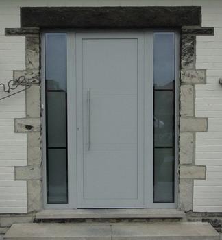 A tournai portes extrerieures en pvc menuiserie for Les portes logiques pdf